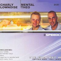 Cover Charly Lownoise & Mental Theo - SpeedCity