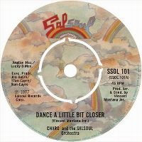 Cover Charo & The Salsoul Orchestra - Dance A Little Bit Closer