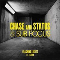 Cover Chase & Status feat. Sub Focus & Takura - Flashing Lights
