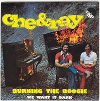 Cover Che & Ray - Burning The Boogie