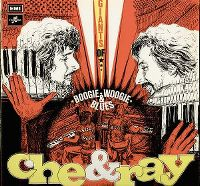 Cover Che & Ray - Giants Of Boggie-Woogie & Blues