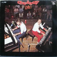 Cover Che & Ray - Live