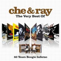 Cover Che & Ray - The Very Best Of - 40 Years Boogie Inferno