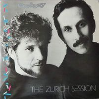 Cover Che & Ray - The Zurich Session