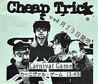 Cover Cheap Trick - Carnival Game