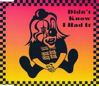 Cover Cheap Trick - Didn't Know I Had It