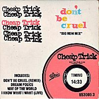 Cover Cheap Trick - Don't Be Cruel