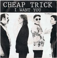Cover Cheap Trick - I Want You
