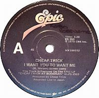 Cover Cheap Trick - I Want You To Want Me (Live)