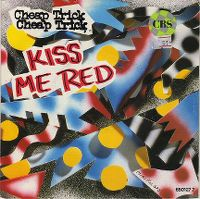 Cover Cheap Trick - Kiss Me Red