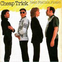 Cover Cheap Trick - Next Position Please