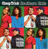 Cover Cheap Trick - Southern Girls