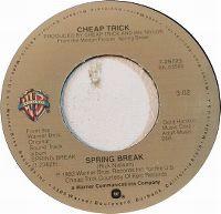 Cover Cheap Trick - Spring Break