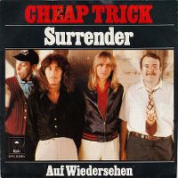 Cover Cheap Trick - Surrender