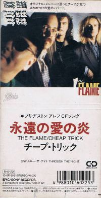 Cover Cheap Trick - The Flame