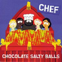 Cover Chef - Chocolate Salty Balls