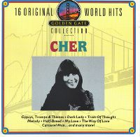 Cover Cher - 16 Original World Hits