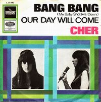 Cover Cher - Bang Bang (My Baby Shot Me Down)