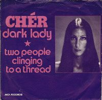 Cover Cher - Dark Lady