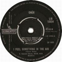 Cover Cher - I Feel Something In The Air (Magic In The Air)