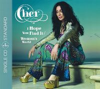Cover Cher - I Hope You Find It / Woman's World