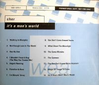 Cover Cher - It's A Man's World