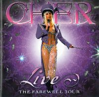 Cover Cher - Live - The Farewell Tour