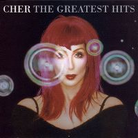 Cover Cher - The Greatest Hits