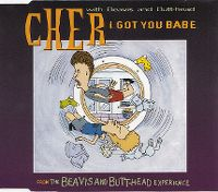Cover Cher with Beavis And Butt-Head - I Got You Babe