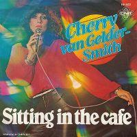 Cover Cherry van Gelder-Smith - Sitting In The Cafe