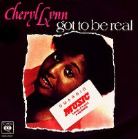 Cover Cheryl Lynn - Got To Be Real