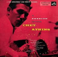 Cover Chet Atkins - A Session With Chet Atkins
