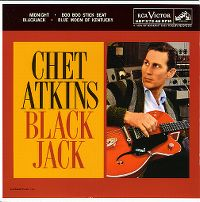 Cover Chet Atkins - Black Jack