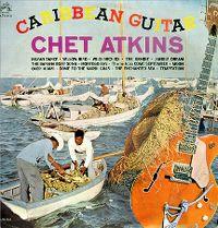 Cover Chet Atkins - Caribbean Guitar