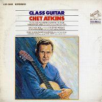 Cover Chet Atkins - Class Guitar
