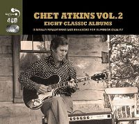 Cover Chet Atkins - Eight Classic Albums Vol. 2