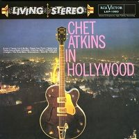 Cover Chet Atkins - In Hollywood
