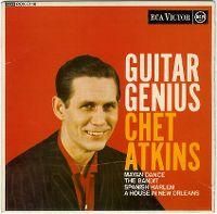 Cover Chet Atkins - Mayan Dance