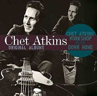 Cover Chet Atkins - Original Albums