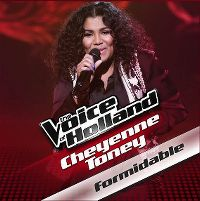 Cover Cheyenne Toney - Formidable