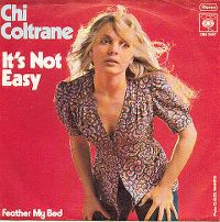 Cover Chi Coltrane - It's Not Easy