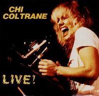 Cover Chi Coltrane - Live!
