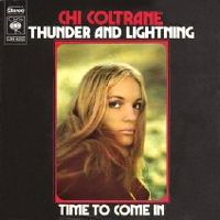 Cover Chi Coltrane - Thunder And Lightning