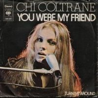 Cover Chi Coltrane - You Were My Friend
