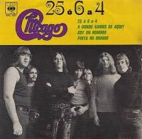 Cover Chicago - 25 Or 6 To 4