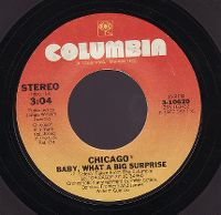 Cover Chicago - Baby, What A Big Surprise