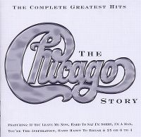 Cover Chicago - The Chicago Story - Complete Greatest Hits