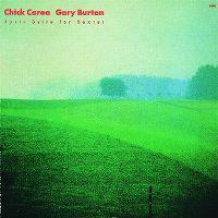 Cover Chick Corea / Gary Burton - Lyric Suite For Sextet