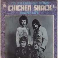 Cover Chicken Shack - I'd Rather Go Blind