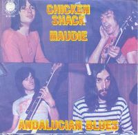 Cover Chicken Shack - Maudie